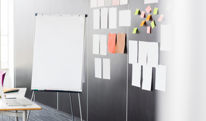 Miro – Der digitale Moderationskoffer mit Flipchart, Metaplankartenwand und Whiteboard