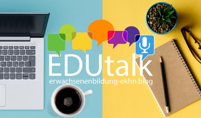 Digitalisierung, Bildung & Gesellschaft – Jahr 1 mit Corona: EDUtalk Aufzeichung