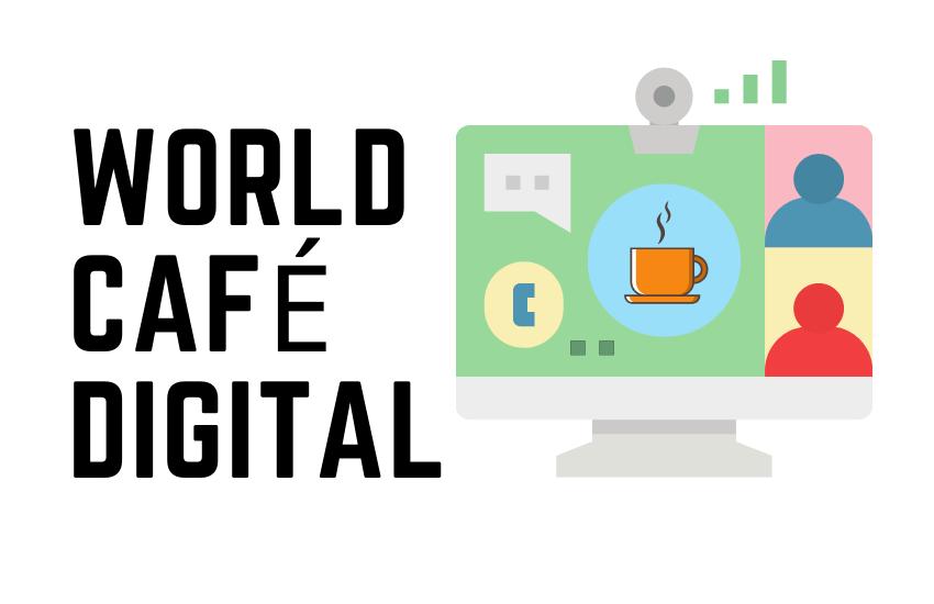 Digitales World-Café mit Zoom und Miro technisch umsetzen