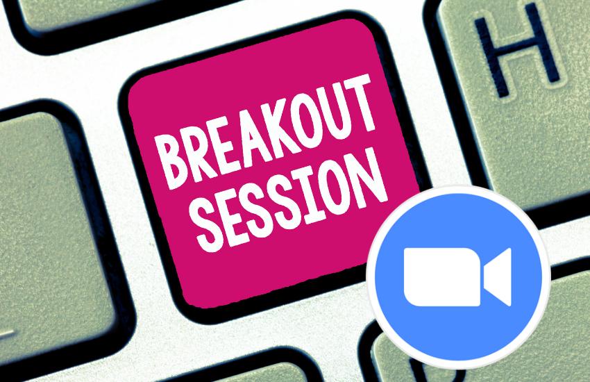Eigenständiger Wechsel der Zoom-Breakout Räume mit Software, App und Browser